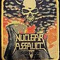 Nuclear Assault - Patch - Survive patch