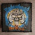 Motörhead - Patch - Motörhead Overkill patch for you!