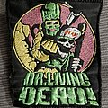 Dr Living Dead - Patch - Dr. Living Dead patch for you!
