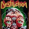 Destruction - Patch - Destruction - Release From Agony BP