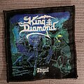 King Diamond - Patch - Abigail patch for you!