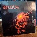 Sepultura - Tape / Vinyl / CD / Recording etc - Sepultura - Beneath the Remains LP 1st press