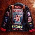Exodus - Battle Jacket - Exodus tribute leather jacket