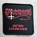 Possessed - Patch - Seven Churches patch
