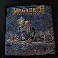 Megadeth - Patch - Rust in Peace patch for you!