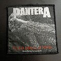 Pantera - Patch - Vulgar Display of Power patch for you!