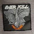 Overkill - Patch - Overkill patch for you!