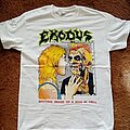 Exodus - TShirt or Longsleeve - Spitting Image of a Man in Hell t-shirt