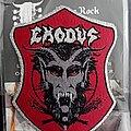 Exodus - Patch - Exodus red patch