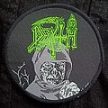 Death - Patch - Death - Leprosy circle patch