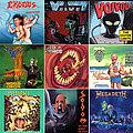 Exodus - Tape / Vinyl / CD / Recording etc - Looking for 1st press vinyls