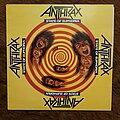 Anthrax - Tape / Vinyl / CD / Recording etc - State of Euphoria LP 1st press