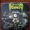 Voivod - Tape / Vinyl / CD / Recording etc - Killing Technology LP 1st press
