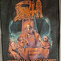 Death - Patch - Scream Bloody Gore BP for you!