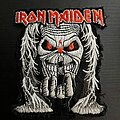 Iron Maiden - Patch - Iron Maiden patch for you!