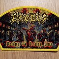 Exodus - Patch - Exodus Blood in Blood out patch