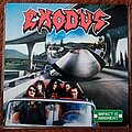 Exodus - Tape / Vinyl / CD / Recording etc - Exodus - Impact Is Imminent LP 1st press