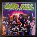 Overkill - Tape / Vinyl / CD / Recording etc - Overkill - Taking Over LP 1st press