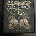 Slayer - Patch - Slayer - Gas Mask patch for you!