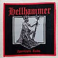 Hellhammer - Patch - Apocalyptic Raids patch