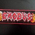 Exodus - Patch - Exodus stripe patch