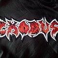 Exodus - Patch - Exodus logo back patch #1
