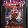 Exodus - Patch - Exodus - Blood In Blood Out patch