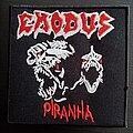 Exodus - Patch - Exodus - Piranha patch