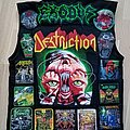 Anthrax - Battle Jacket - Ponnisteluliivi / Battle vest