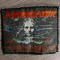 Annihilator - Patch - Never, neverland patch for you!