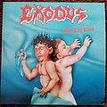 Exodus - Tape / Vinyl / CD / Recording etc - Exodus Bonded By Blood LP 1st press