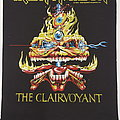 Iron Maiden The Clairvoyant back patch