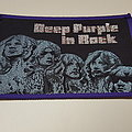Deep Purple in Rock vintage patch