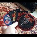AC/DC vintage patches