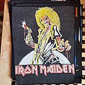 Iron Maiden  killer back patch
