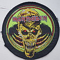 Iron maiden the Live in Donnington patch