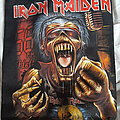 Iron maiden bag Other Collectable