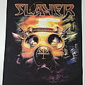 Slayer, Rob zombie Green day back patch