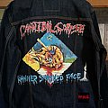 Cannibal Corpse - Battle Jacket - Cannibal Corpse ‎– Hammer Smashed Face​ Custom Jeans
