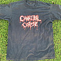 Cannibal Corpse - TShirt or Longsleeve - Cannibal Corpse - Butchered at Birth Shirt 90s