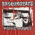 Regurgitate-hatefilled vengeance shirt