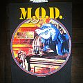 M.O.D. - Patch - M.O.D - Gross Misconduct Backpatch
