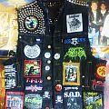 Crossover vest Almost finished. Battle Jacket