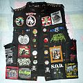 Crossover vest Almost finished Battle Jacket