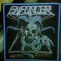 Enforcer-From Beyond woven patch