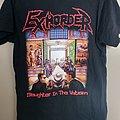 Exhorder Slaughter In The Vatican shirt