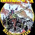 Metalucifer - TShirt or Longsleeve - Metalucifer Heavy Metal Tank 2019 Tour Shirt