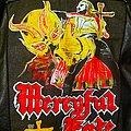 Mercyful Fate - Patch - Original Mercyful Fate backpatch