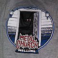Metal Church - TShirt or Longsleeve - The Dark shirt