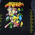 Anthrax - TShirt or Longsleeve - Mosh It Up LS shirt